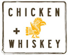Chicken and Whiskey Logo
