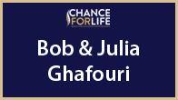 Bob and Julia Gafouri